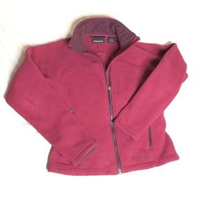Marmot XS women's fleece jacket